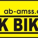 Think Bike Bumper Sticker