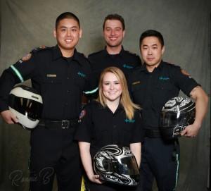 We are paramedics 1